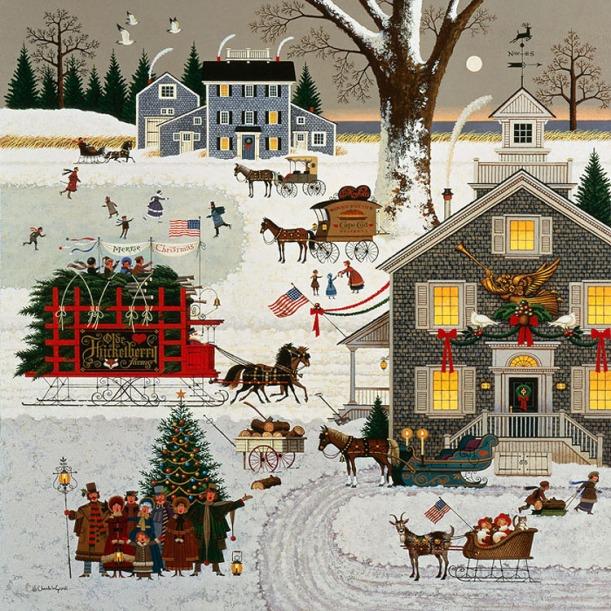 """Cape Cod Christmas"""