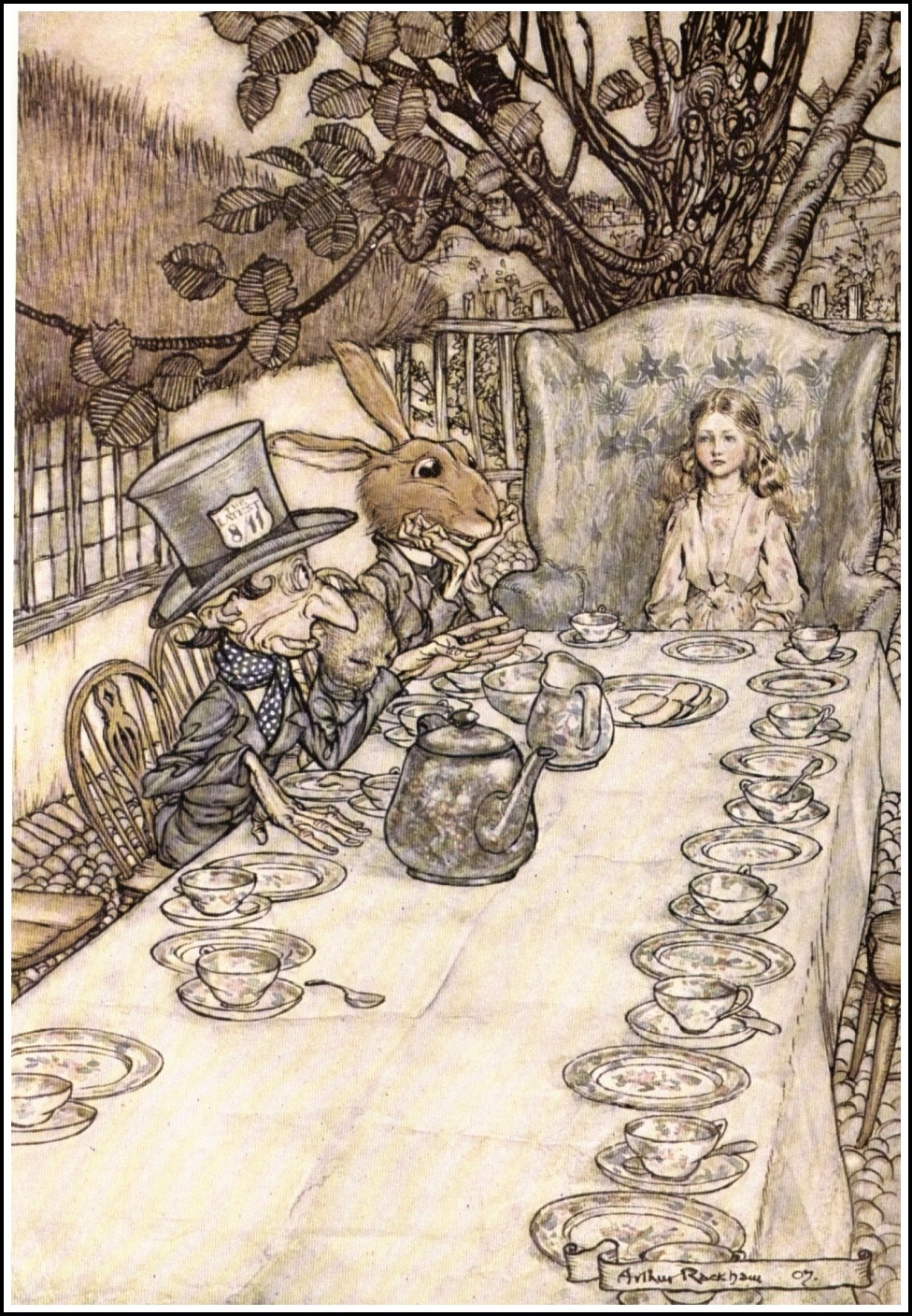 Alice_in_Wonderland_by_Arthur_Rackham_-_08_-_A_Mad_Tea-Party