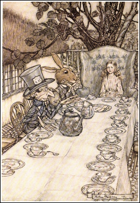 Alice_in_Wonderland_by_Arthur_Rackham_-_08_-_A_Mad_Tea-Party