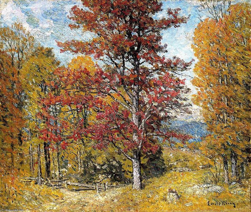 John-Joseph-Enneking-Early-Autumn