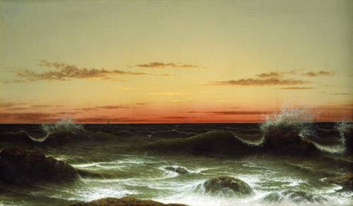 MartinJohnsonHeade sunset