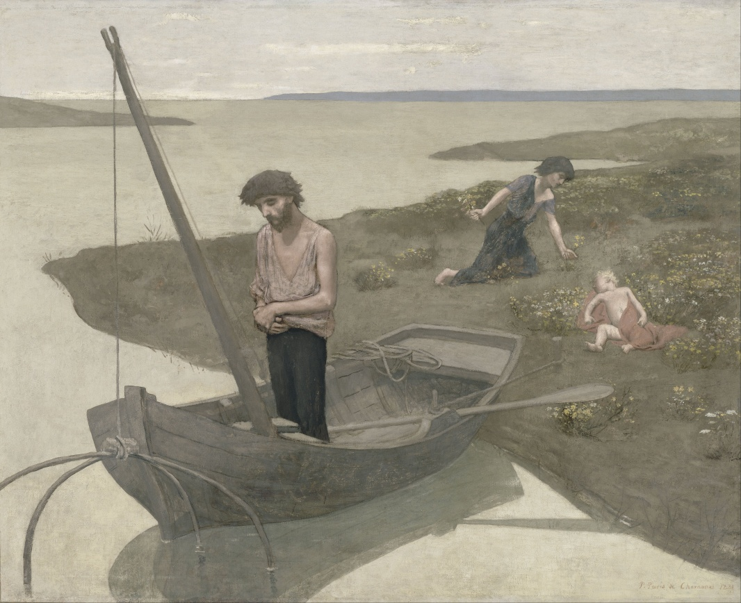 Pierre_Puvis_de_Chavannes_-_The_Poor_Fisherman_-_Google_Art_Project